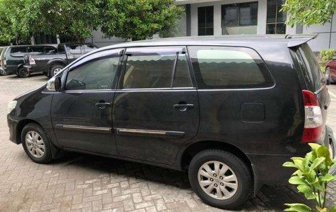 Mobil Toyota Kijang Innova 2012 2.5 G dijual, Jawa Timur
