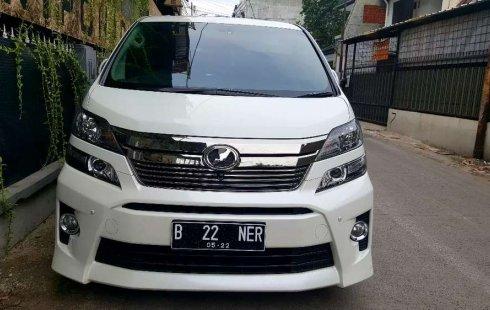 Jual Toyota Vellfire ZG 2012 harga murah di Jawa Barat