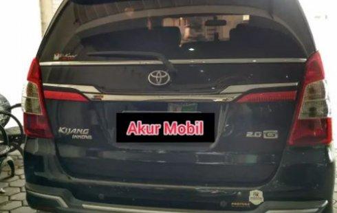 Jual Mobil Bekas Toyota Kijang Innova 2.0 G 2015 di Jawa Tengah