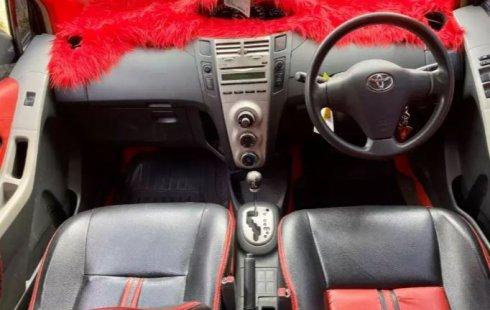 Dijual Cepat Mobil Toyota Yaris E 2008 Terawat di Sumatra Selatan