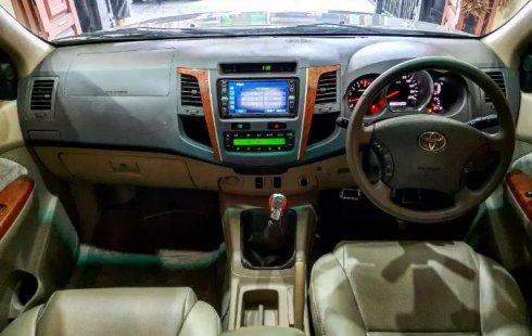 Jual Mobil Bekas Toyota Fortuner 2.0 G Luxury 2009 di Sumatra Utara