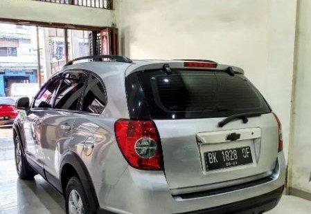 Jual Mobil Bekas Chevrolet Captiva 2.0 Diesel NA 2008 di Sumatra Utara