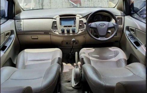 Dijual Cepat Toyota Kijang Innova J 2012 di Semarang, Jawa Tengah