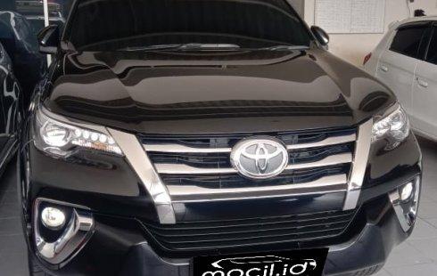 Jual Mobil Bekas Toyota Fortuner VRZ 2016 di DKI Jakarta