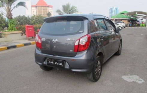 Jual Cepat Mobil Daihatsu Ayla M 2015 di DKI Jakarta