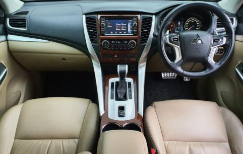 Dijual Cepat Mitsubishi Pajero Sport 2.5L Dakar 2017 di Jawa Timur