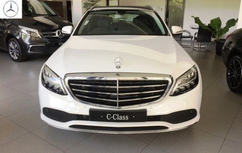 Promo Terbaru Mercedes-Benz C200 Estate 2019 Putih Ready Stock