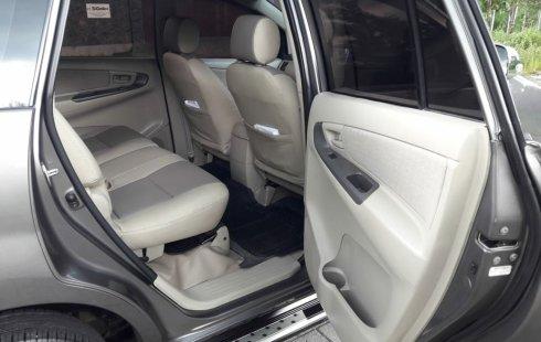 Jual Cepat Toyota Kijang Innova 2.5 G 2012 di DIY Yogyakarta