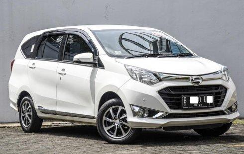 Dijual Cepat Mobil Daihatsu Sigra R 2016 di DKI Jakarta