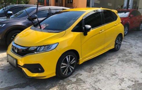 Dijual Cepat Mobil Honda Jazz RS 2019 Kondisi Istimewa di Kalimantan Selatan