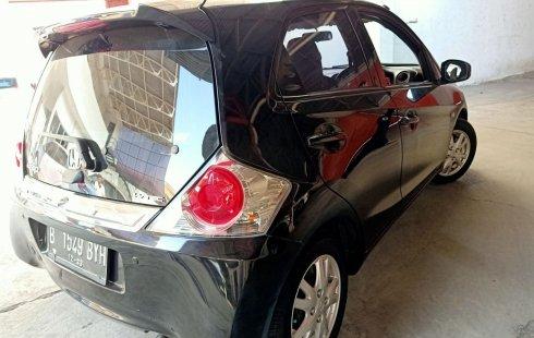 Jual Mobil Bekas Honda Brio E Automatic 2013 di Bekasi