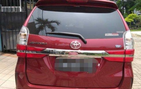 Jual mobil bekas Toyota Avanza 1.3 G 2019 di Banten
