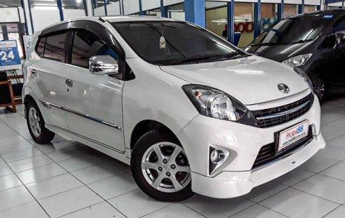 Dijual Cepat Mobil Toyota Agya G 2016 di DKI Jakarta