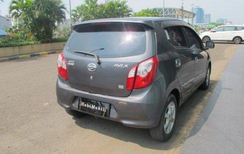 Dijual cepat mobil Daihatsu Ayla X 2015 di DKI Jakarta