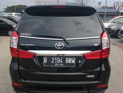 Jual Cepat Mobil Toyota Avanza G 2017 di Tangerang