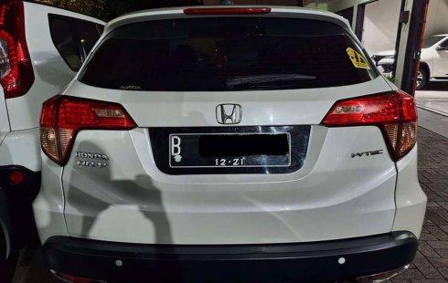 Jual mobil bekas murah Honda HR-V E 2016 di DKI Jakarta