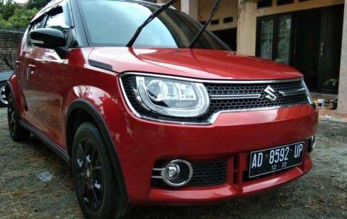 Jawa Timur, Suzuki Ignis GX 2017 kondisi terawat