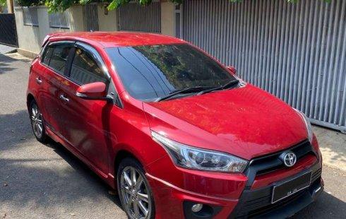 Jual cepat Toyota Yaris TRD Sportivo 2014 di DKI Jakarta