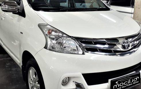 PROMO KREDIT Dp 15% Toyota Avanza G 2015, DKI Jakarta