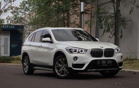 Mobil BMW X1 2018 sDrive18i xLine dijual, Banten