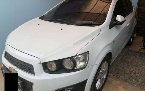 Jual cepat Chevrolet Aveo LT 2012 di Jawa Barat