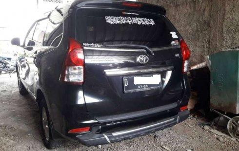 Mobil Toyota Avanza 2018 G dijual, Jawa Barat