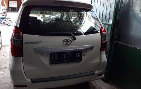 Mobil Toyota Avanza 2018 E terbaik di Sulawesi Selatan