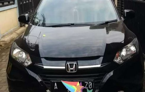 Jual mobil Honda HR-V S 2017 bekas, Banten
