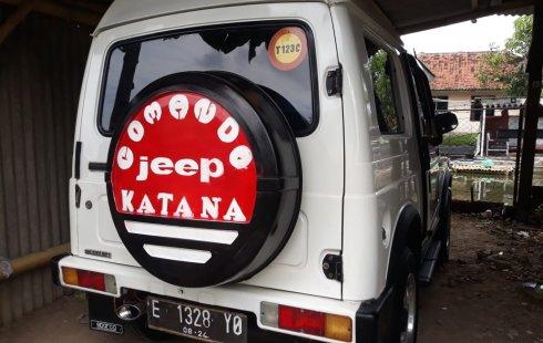 Jual Mobil Suzuki Katana 1.0 Manual 2010 di Jawa Barat