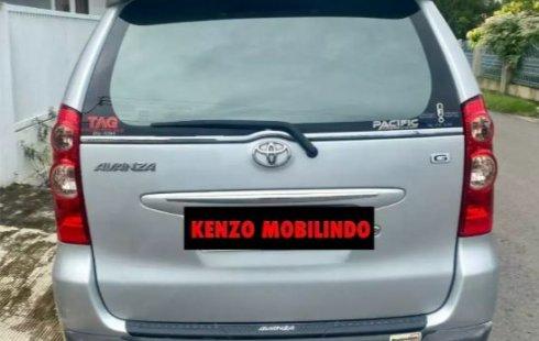 Jual mobil bekas Toyota Avanza G 2011 di Sumatra Selatan