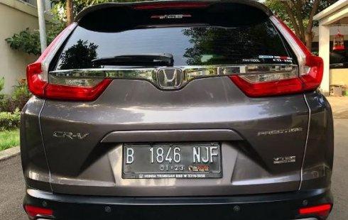 Jual mobil Honda CR-V 1.5 Turbo Prestige 2018 , Kota Jakarta Selatan, DKI Jakarta
