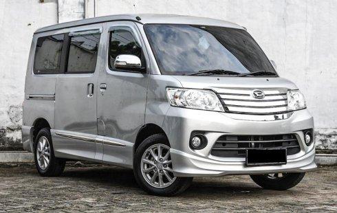 Dijual cepat mobil Daihatsu Luxio X 2018 terbaik di DKI Jakarta