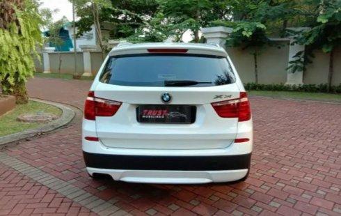 Dijual cepat BMW X3 xDrive20d xLine 2012 di Tangerang