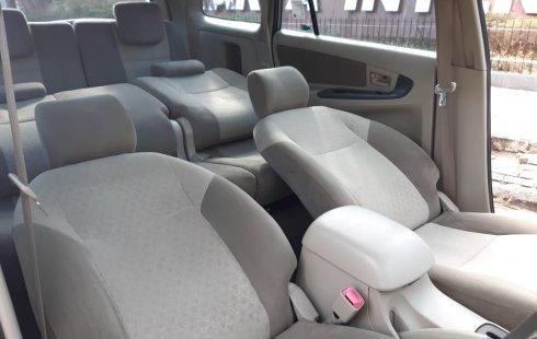 Jual Mobil Toyota Kijang Innova 2.0 G 2015 Silver di DKI Jakarta
