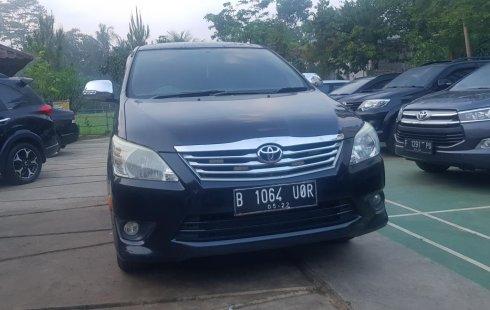 Jual mobil Toyota Kijang Innova 2.0 G 2012 , Kota Jakarta Selatan, DKI Jakarta