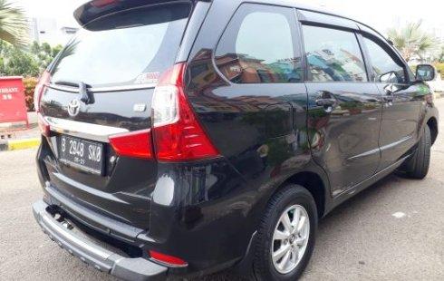 Jual mobil Toyota Avanza G MT 2016 DKI Jakarta Pajak 1 tahun