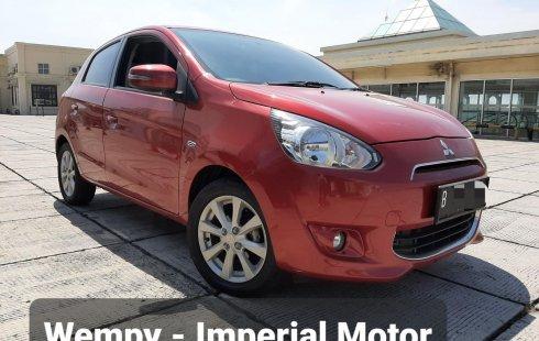 Dijual Mobil Mitsubishi Mirage EXCEED 2015 di DKI Jakarta