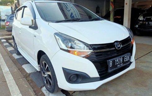Dijual Cepat Daihatsu Ayla X 2018 di Bogor
