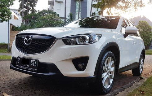 Jual Mobil Mazda CX-5 Grand Touring 2013, DKI Jakarta