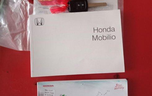 Jual Mobil Honda Mobilio E 2016 Terawat di Bekasi