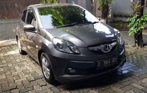 Jual Mobil Bekas Honda Brio E 2015 di DKI Jakarta