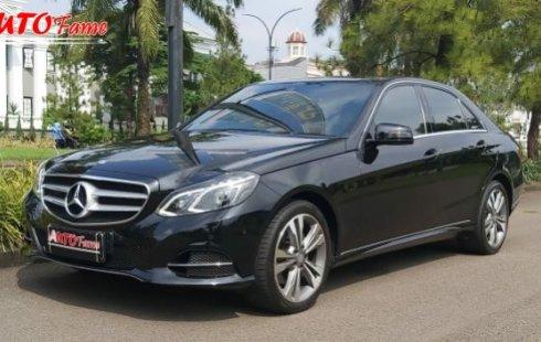Jual Mobil Bekas Mercedes-Benz E-Class E250 2014 di DKI Jakarta