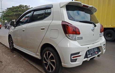 Jual Mobil Bekas Daihatsu Ayla 1.2 R Deluxe 2017 di Bekasi