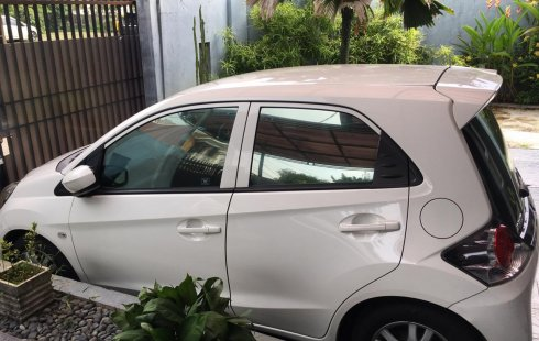 Dijual Honda Brio E Automatic 2012 di Tangerang
