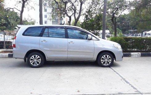 Promo Toyota Kijang Innova 2.0 G 2015 di DKI Jakarta