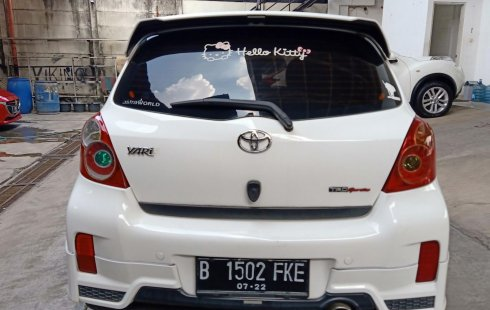 Jual Mobil Bekas Toyota Yaris S Limited 2012 di Bekasi