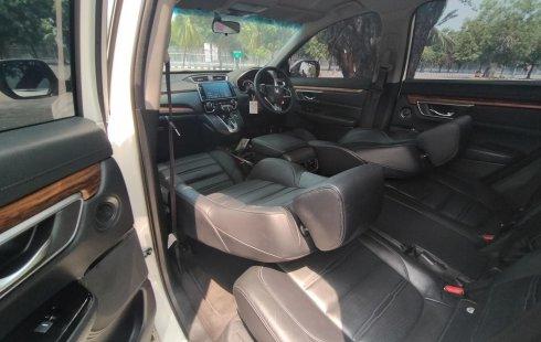 Dijual FLASH SALE KHUSUS BULAN JULI Honda CR-V Turbo 2018 Putih, DKI Jakarta