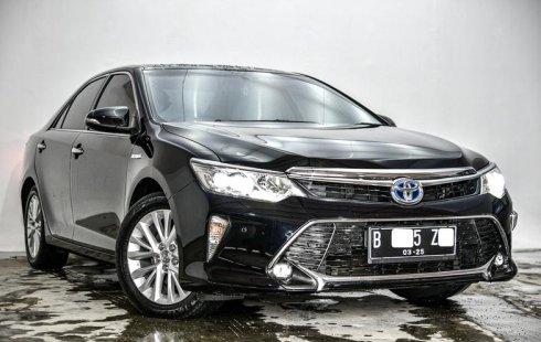 Dijual Cepat Toyota Camry 2.5 Hybrid 2017 di DKI Jakarta