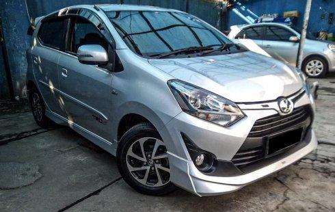 Dijual Cepat Toyota Agya G 2017 di DKI Jakarta