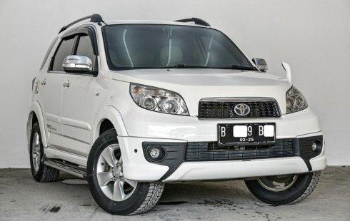 Dijual Cepat Toyota Rush S 2015 di DKI Jakarta